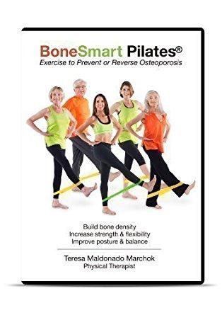 BoneSmart Pilates DVD