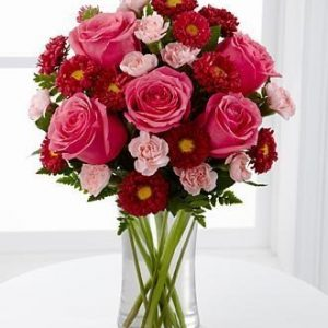 FTD Precious Heart Flower Bouquet