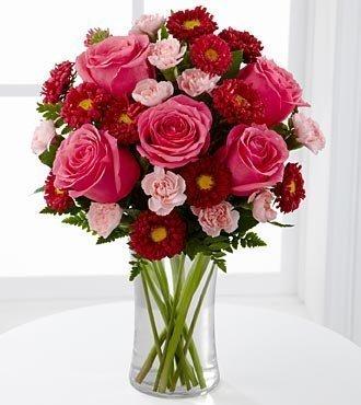 FTD Precious Heart Flower Bouquet