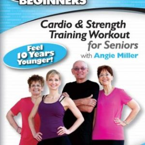 Cardio & Strength Training Workout for Seniors