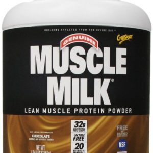 CytoSport Muscle Milk Lean Muscle Protein Powder