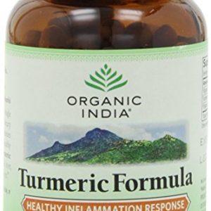 Organic India Turmeric Formula, 90 Vegetarian