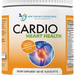 Cardio Heart Health Powder Supplement
