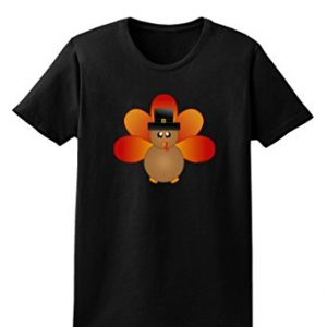 Thanksgiving Womens Dark T-Shirt