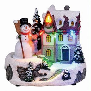 Lightahead Christmas LED Lighted House