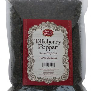 Spicy World Peppercorn (Whole)-Black Tellicherry