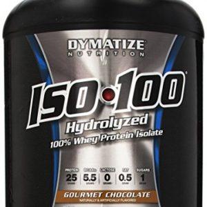 Dymatize Nutrition ISO 100, Whey Protein Powder