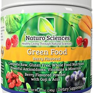 Naturo Sciences Natural Greens
