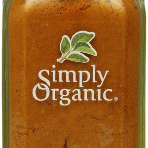 Turmeric Root Ground Certified Organic
