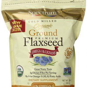Spectrum Ground Flaxseed