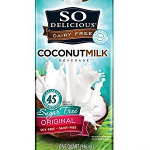 Organic Coconut Milk Beverage