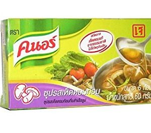 Knorr Broth Soup Mushroom Vegetarian Food