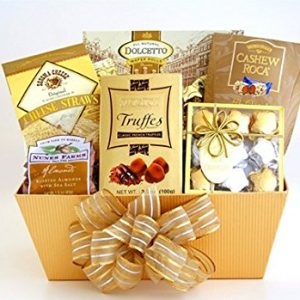 Home & Hearth Christmas Gift Basket