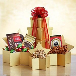 Christmas Cookies and Chocolates Deluxe Gift