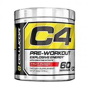 Workout Supplements with Creatine