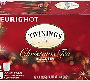 Twinings Christmas Tea, Keurig K-Cups