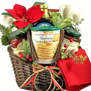 Christmas Breakfast Holiday Gift Basket