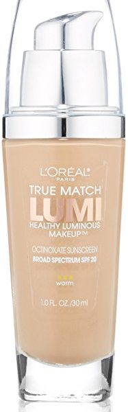 True Match Lumi Healthy Luminous Makeup