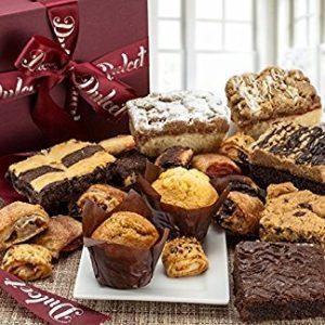 Dulcet Deluxe Gourmet Food Gift Basket