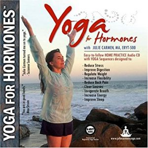 Yoga for Hormones with Julie Carmen