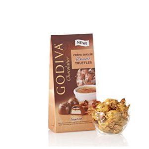 Godiva Chocolatier Wrapped Dessert Truffles