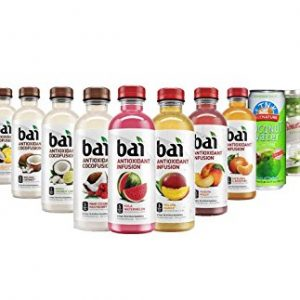 Bai Cocofusions Healthy Variety Pack