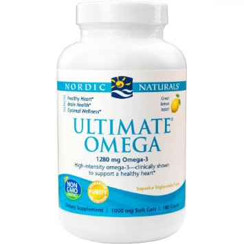 Ultimate Omega, Support for a Healthy Heart
