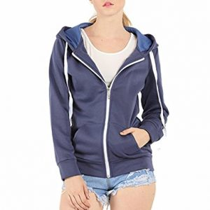 Workout Hooded Sweatshirt Jacket
