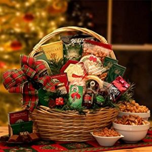 A Joyous Christmas Gourmet Holiday Gift Basket