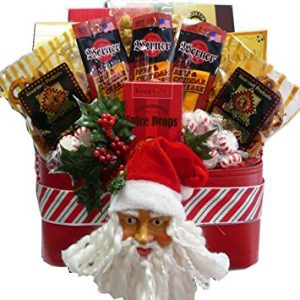 Santa's Favorite Christmas Holiday Snacks