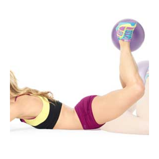 Pilates Lower Body Workout Video App