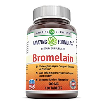 Amazing Nutrition Bromelain Supplement