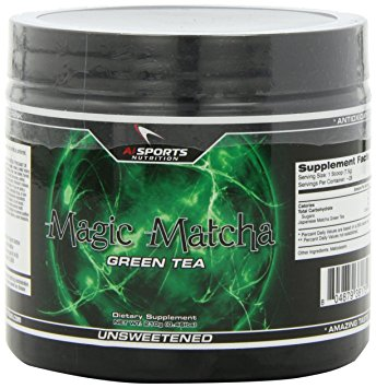 Sports Nutrition Magic Matcha Diet Supplements
