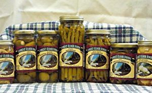 Gourmet Pickled Vegetable Assortment