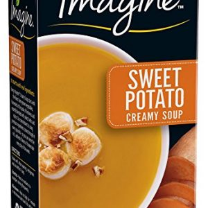Organic Soup, Creamy Sweet Potato