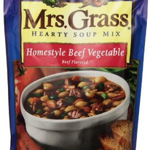 Hearty Soup Mix, Homestyle Beef Vegetable