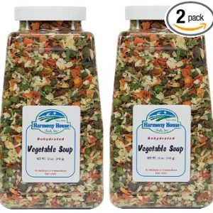 Harmony House Foods, Dried Vegetable Soup Mix