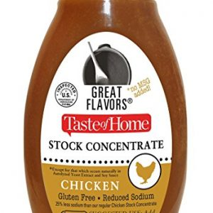 Great Flavors 12. Oz Jar Stock Concentrate (Chicken) Great Flavors