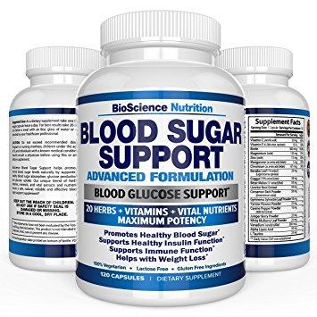 Blood Sugar Support Supplement