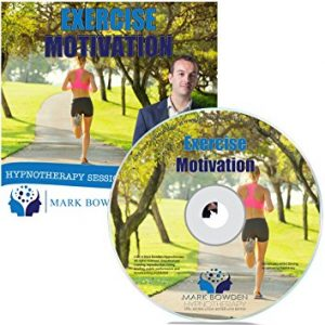 Exercise Motivation Hypnosis CD