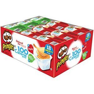 Pringles 2 Flavor Snack Stacks