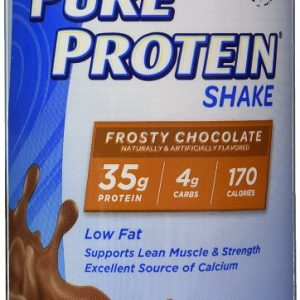 Pure Protein 35g Shake - Frosty Chocolate
