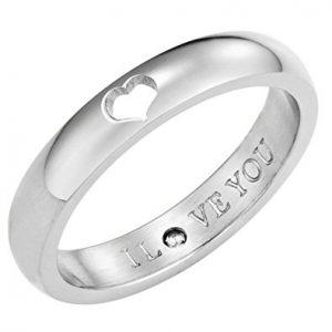 Secret Love Stones Heart Ring