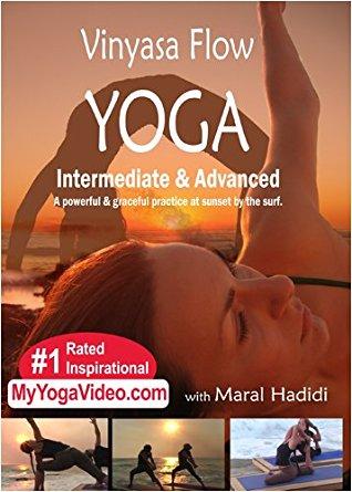 Vinyasa Flow Yoga, Grace, Power, Surf