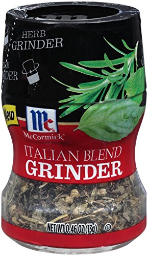 McCormick Herb Grinder, Italian Blend