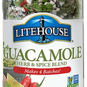 Freeze-Dried Guacamole Herb & Spice Blend