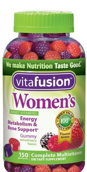 Vitafusion Women's Gummy Vitamins