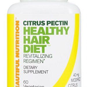 Nutrition Healthy Hair Diet Dietary Supplement
