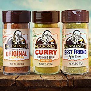No Sodium Organic Herb and Spice Seasoning