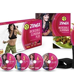 Zumba Fitness Incredible Slimdown